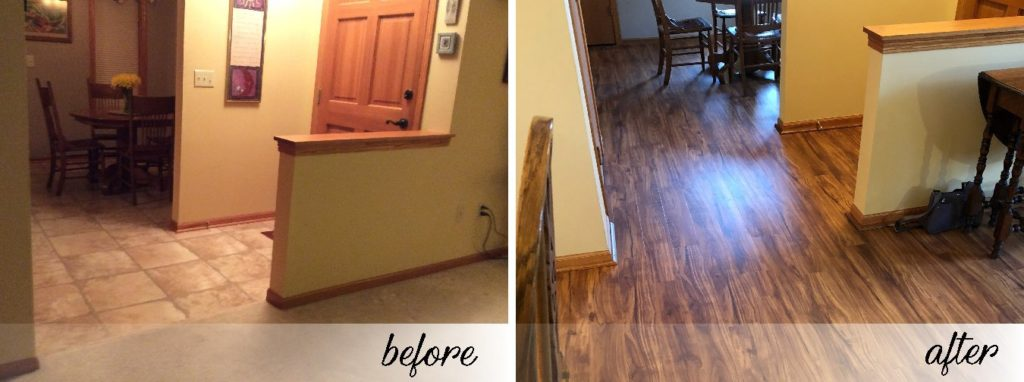 Hardwood Flooring Franklin Installation